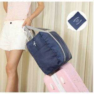 4/$25 Bag Zipper Overnight Duffle Bag, Foldable
